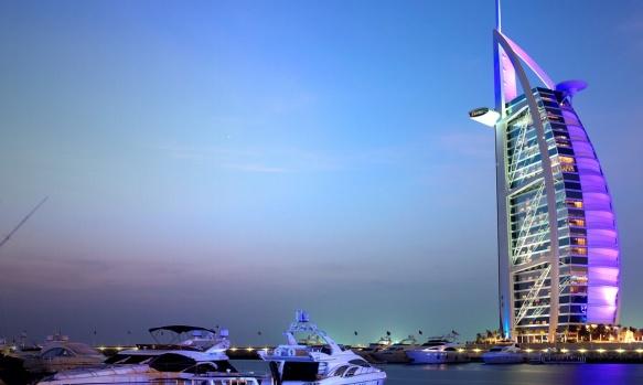 Zenginler Diyarı Dubai!