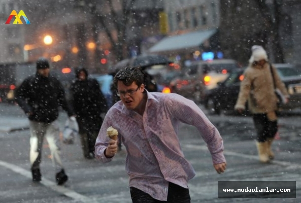 Soğuk Kış Aylarında Dondurma Tüketmek Mümkün