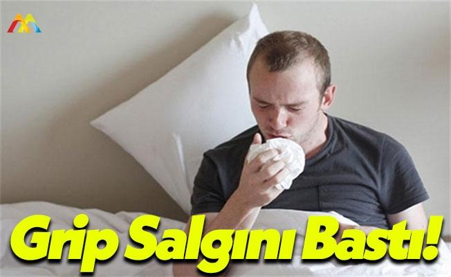 Aciller Grip Hastaları Dolayısı İle Yoğunluk Yaşıyor!