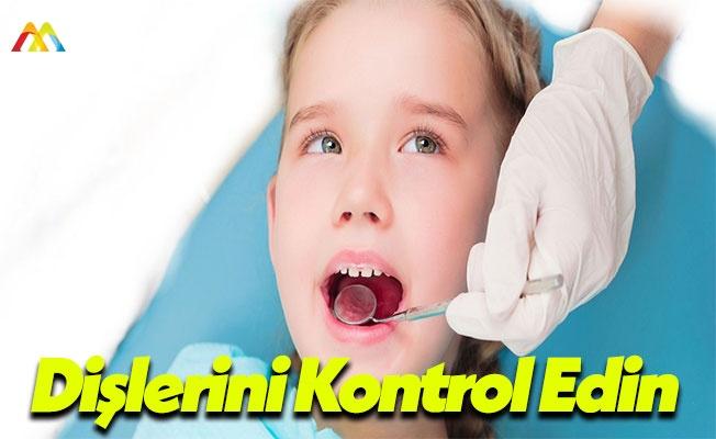 Çocuklarınızın Diş Tedavilerini Aksatmayın!