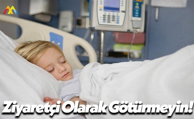 Hastanelere Küçük Çocuklar İle Gidilir Mi?