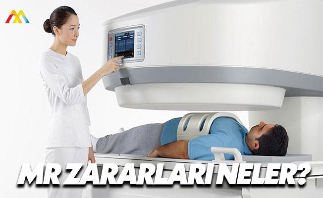 MR Sağlığa Zarar Verir Mi? Radyasyon Yayıyor Mu?