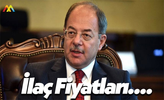 Sağlık Bakanı Recep Akdağ: Türkiye İlacı En Ucuz Satan Ülke!