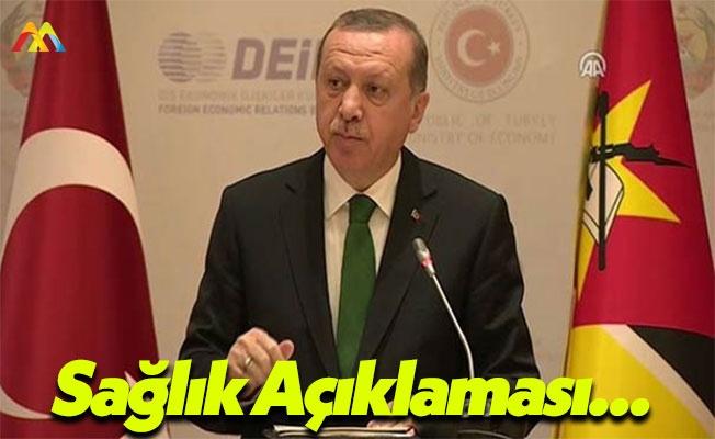 ''Türkiye'de Sağlık Sorunu Bitmiştir''