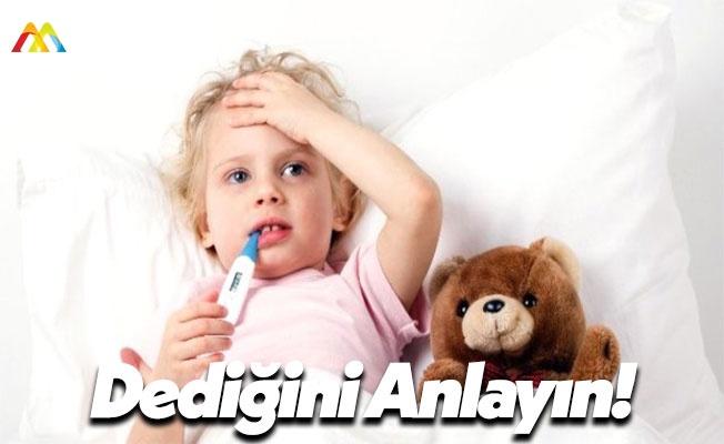 Uzmanlar Aileleri Uyarıyor: Çocuklarınızın Hastalıklarını Dikkate Alın!