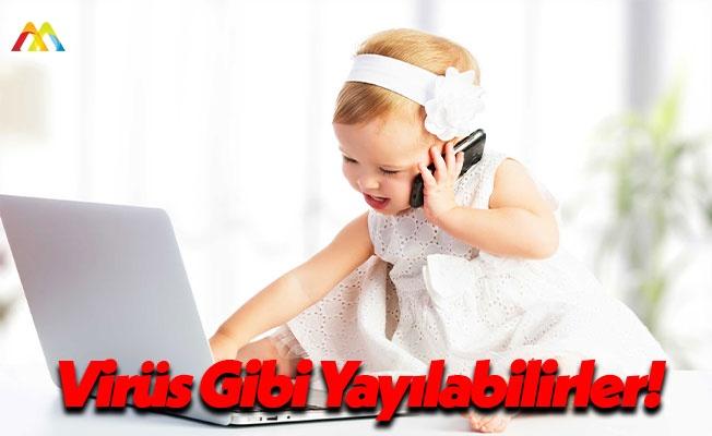 Çocukların İnternet Kullanırken +18 Sitelere Girmemesi İçin...