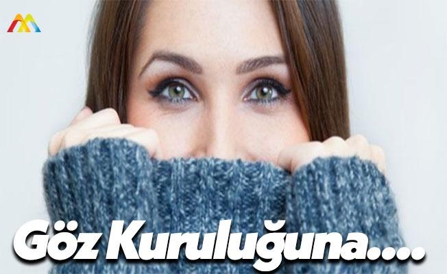 Prof. Dr. Rana Altan Yaycıoğlu Göz Kuruluğuna Karşı Uyardı!