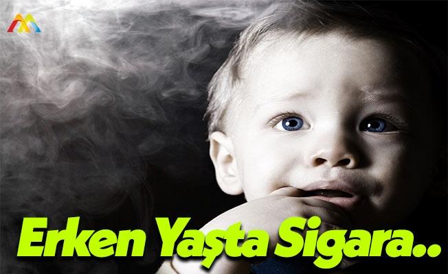 Sigara Çocuklara Fazlası İle Zarar Veriyor!