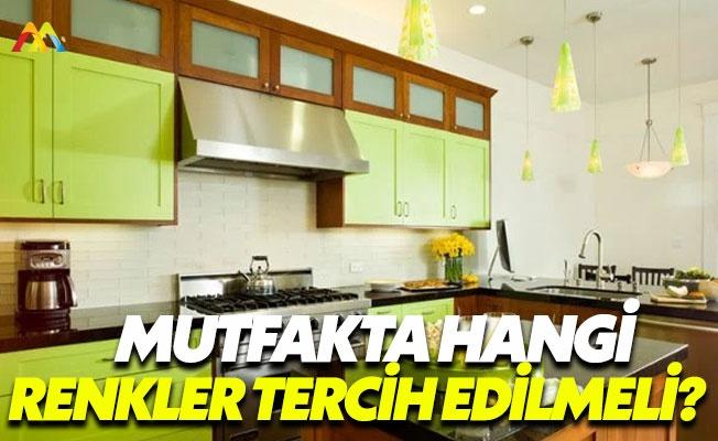 Mutfak dekorasyonunun püf noktaları