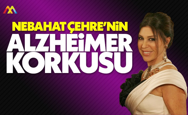 Nebahat Çehre 'Alzheimer' iddiası