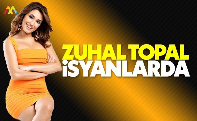 Zuhal Topal'den Ali ve Naz'a sitem