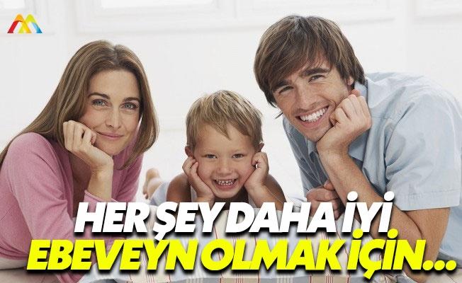 Anne ve babalar için müthiş etkinlikler