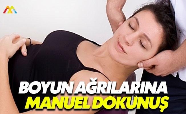 Boyun ağrılarından ilaçsız kurtulmanın yolu: Manuel terapi