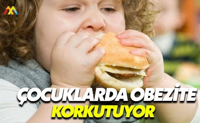Çocuklarda obezitenin yaygınlaşmasına dur demeliyiz