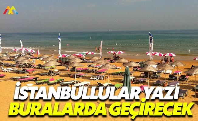 İşte İstanbul'da denizin tadını çıkartabileceğiniz yerler