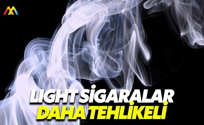Light sigara kullananlar daha çok kansere yakalanıyor