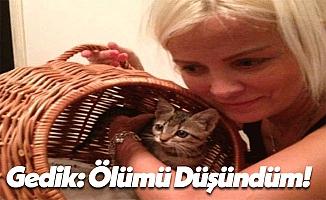 Ömür Gedik: Kedim Ölünce Ölümü Düşündüm!