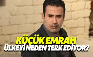 Emrah Türkiye'yi Terk Ediyor