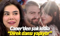 """Caner Erkin'den Asena Atalay'a """"Direk dansı"""" göndermesi"""