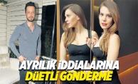 Murat Boz ile Aslı Enver'den doğum günü düeti