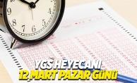 Üniversiteye ilk adımda 2017 YGS sınavı Pazar günü